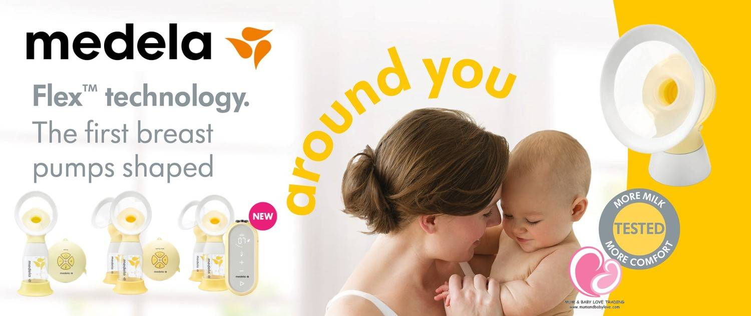 Medela Flex Technology