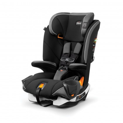 Chicco MyFit Harness+ High Back Booster Car Seat with Isofix (1 year old- 45kg)- Notte/ Fathom