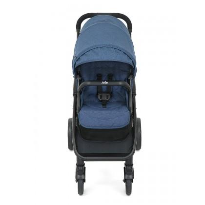 Joie Evalite Duo Tandem Twin Baby Stroller (Deep Sea)