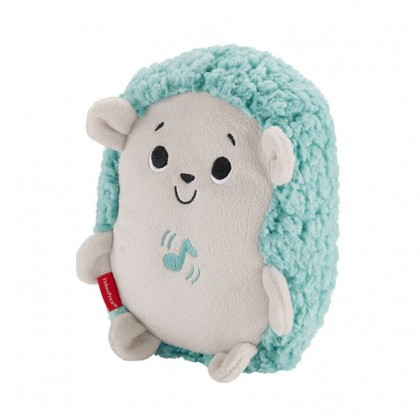 Fisher Price Calming Vibes Hedgehog Soother (Birth+)