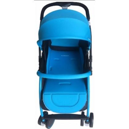 Sweet Heart Paris Baby Stroller- One-Hand Folding, Parent Facing ST6605 (newborn till 15kg) + Free Gift