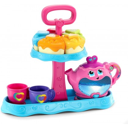 LeapFrog Rainbow Musical Tea Party Refresh (12 Months+)